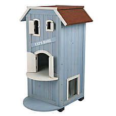 Trixie 3-Story Outdoor Cat House
