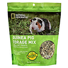 National Geographic™ Forage Mix Guinea Pig Treat
