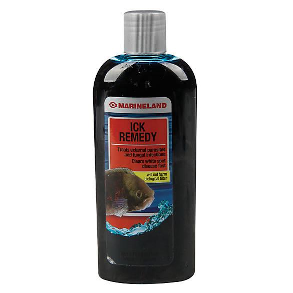 Marineland® 8 Ounce Ick Remedy Fish Treatment   fish ...