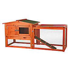 TRIXIE Pet Products Outdoor Run Rabbit Hutch