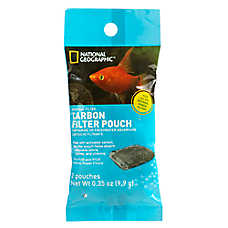 National Geographic™ Carbon Filter Pouch