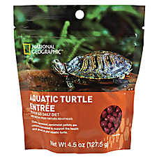 National Geographic™ Aquatic Turtle Food