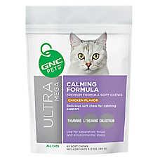 GNC Pets® Ultra Mega Calming Formula Cat Soft Chews