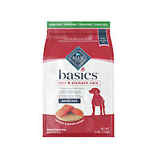 BLUE Basics® Adult Dog Food - Limited Ingredient, Grain Free, Salmon & Potato