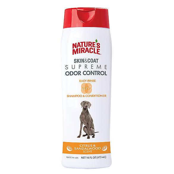 Nature S Miracle Dog Shampoo