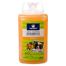 Top Paw® Apricot Scented Shed Control Dog Shampoo