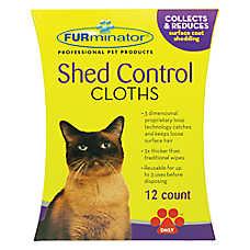 FURminator® Shed Control Cat Cloth