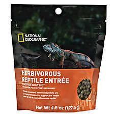 National Geographic™ Herbivorous Reptile Entrée