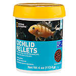 National Geographic™ Small Cichlid Food