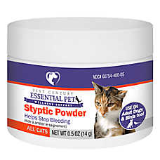 21st Century™ Essential Pet™ Styptic Cat Powder