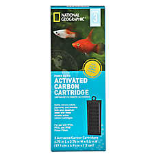 National Geographic™ Activated Carbon Power Filter Cartridge