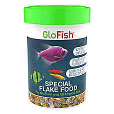 GloFish® Special Flake Fish Food