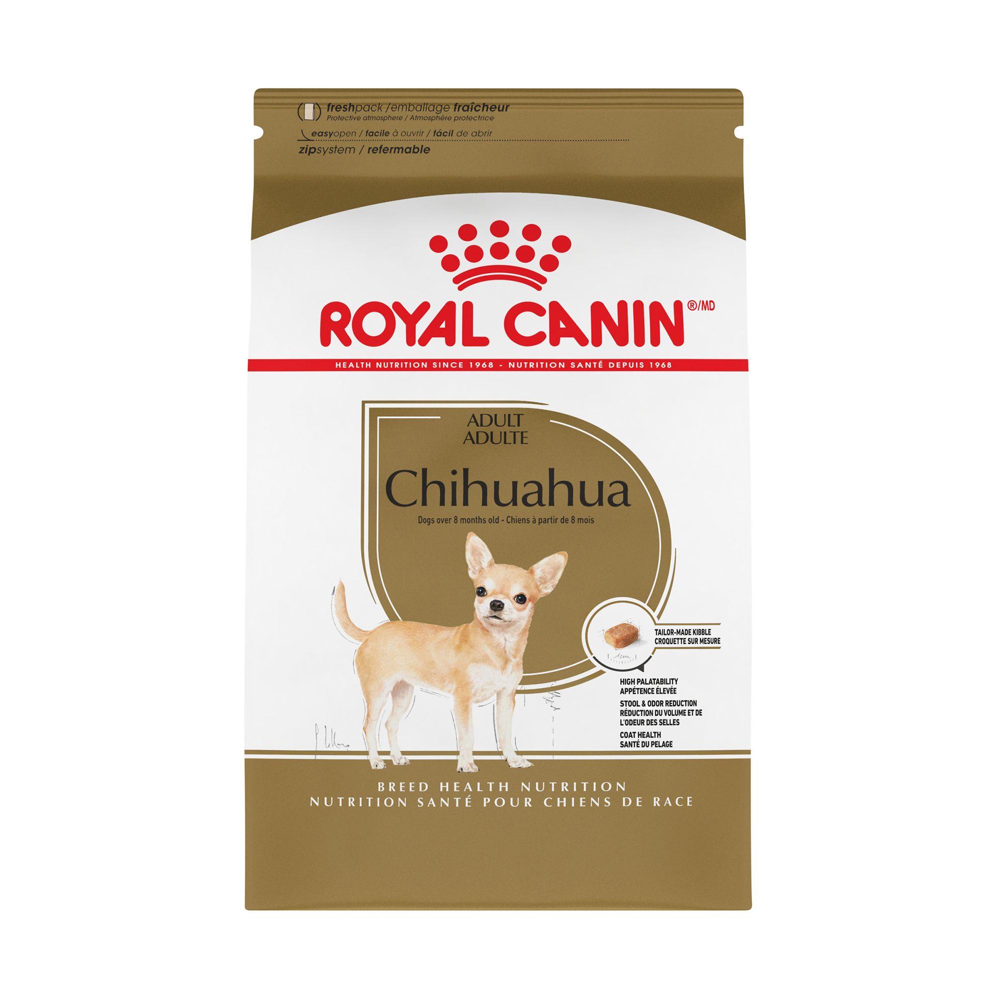 Royal Canin Breed Health Nutrition Trade Chihuahua Adult Dog Food Dog Dry Food Petsmart