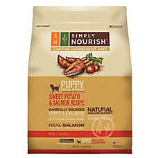 Simply Nourish™ Limited Ingredient Diet Puppy Food - Natural, Sweet Potato & Salmon
