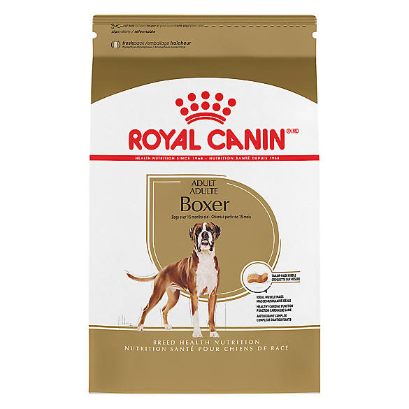 royal canin breed health nutrition boxer adult dog food dog dry food petsmart. Black Bedroom Furniture Sets. Home Design Ideas
