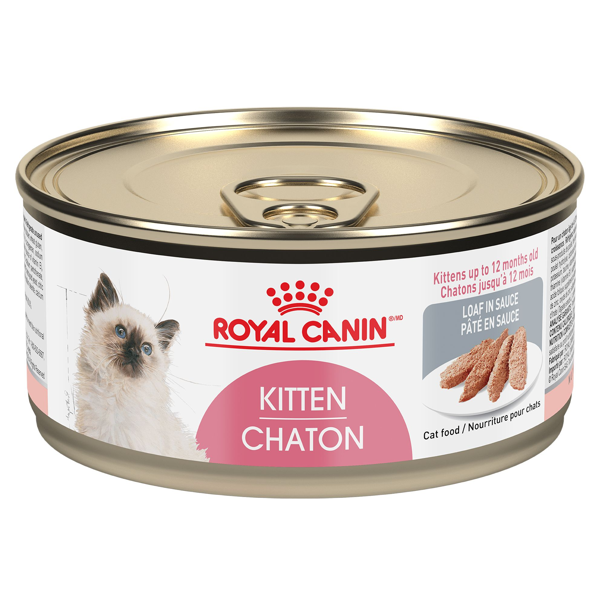Royal Canin Feline Health Nutrition Loaf In Sauce Kitten Food 85g