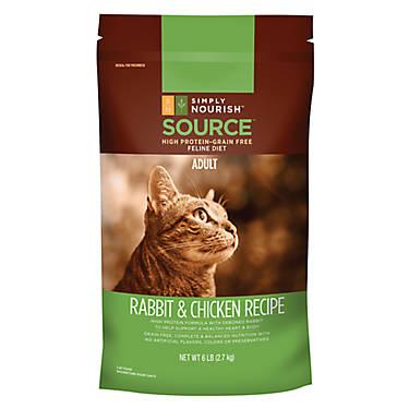 Simply Nourishtrade Source Adult Cat Food Natural Grain Free