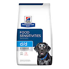 Hill's® Prescription Diet® d/d Skin/Food Sensitivities Dog Food - Potato & Salmon