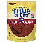 True Chews® Premium Jerky Cuts Dog Treat - Natural, Sirloin Steak