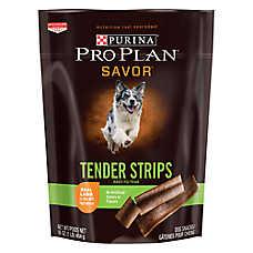 Purina® Pro Plan Savor Tender Strips Dog Snack