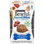 Purina® Beneful® IncrediBites Small Dog Food