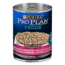 Purina® Pro Plan® Select™Sensitive Skin & Stomach Adult Dog Food - Salmon & Rice
