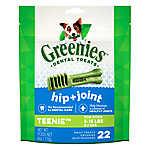 Greenies® Hip & Joint Care Teenie Dental Dog Treat