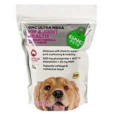 GNC Pets® Hip & Joint Health Soft Chews