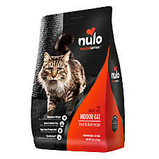 Nulo MedalSeries Indoor Adult Cat Food - Grain Free, Trout & Duck
