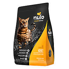 Nulo MedalSeries Adult Cat Food - Grain Free, Chicken & Peas