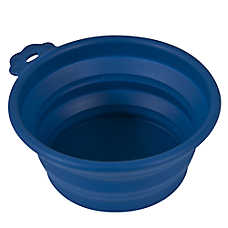 Petmate® Collapsible Travel Dog Bowl