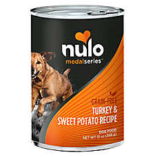 Nulo MedalSeries Dog Food - Grain Free, Turkey & Sweet Potato