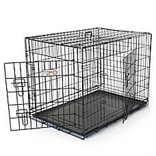 Majestic Pet Double Door Dog Crate