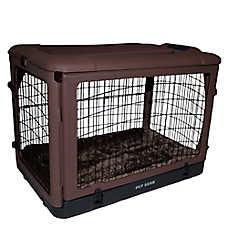 """Pet Gear """"The Other Door"""" Deluxe Steel Pet Crate"""