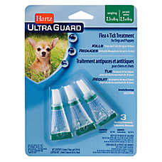 Hartz® UltraGuard® Flea & Tick Treatment for Dogs and Puppies