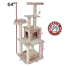 "Majestic Pet 64"" Casita Cat Tree"