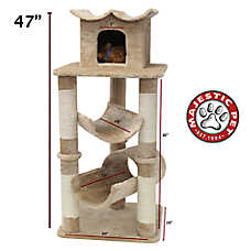 "Majestic Pet 47"" Casita Cat Tree"