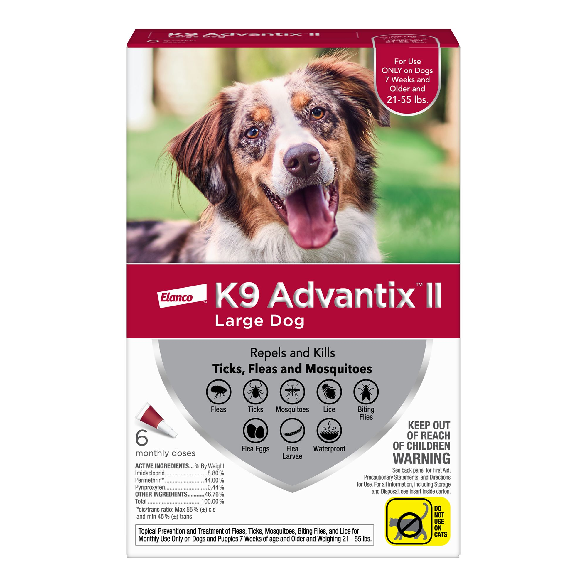Flea & Tick Control: Flea Treatment for Dogs | PetSmart