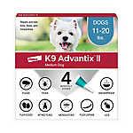 K9 Advantix® II 11-20 lbs Dog Flea & Tick Treatment