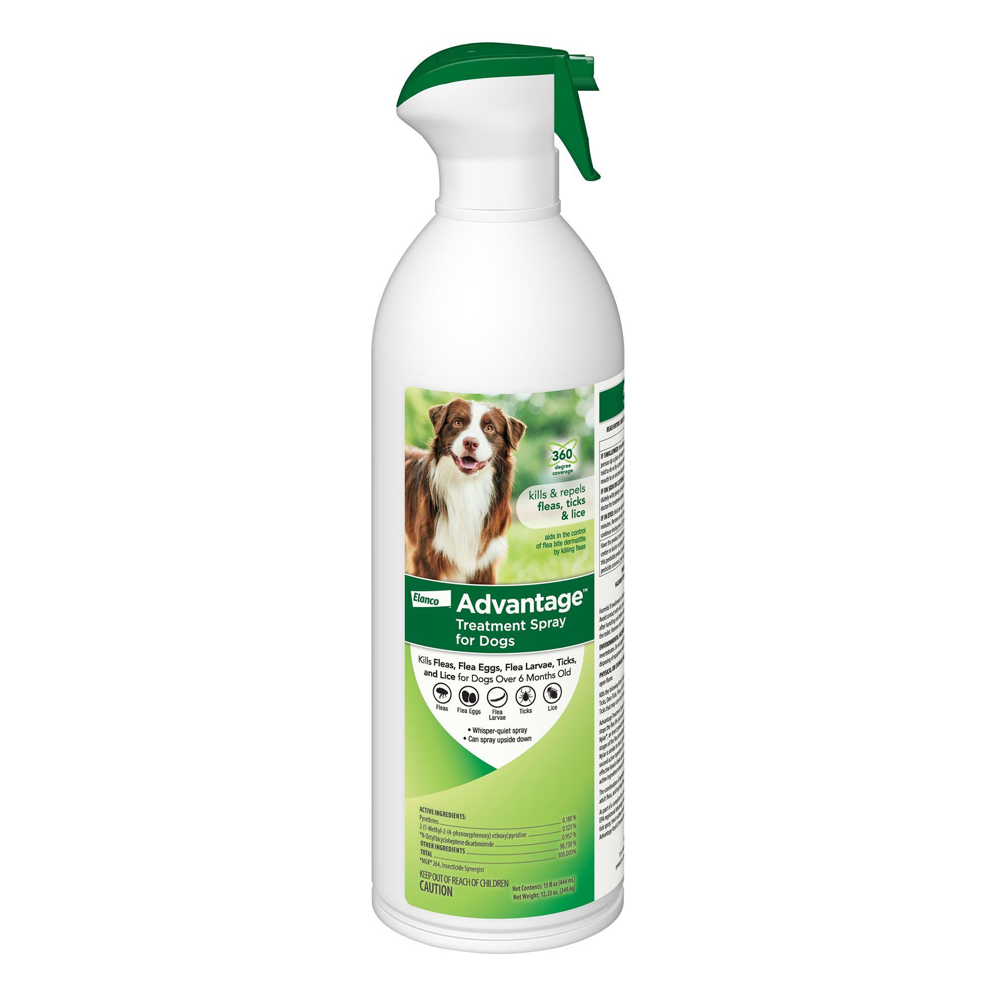 Flea & Tick Pet Sprays