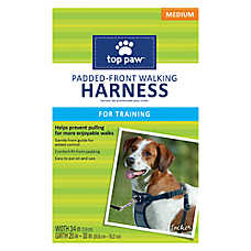 Top Paw® Padded Front Walking Dog Harness
