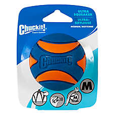 Chuckit!® Ultra Squeaker Ball Dog Toy
