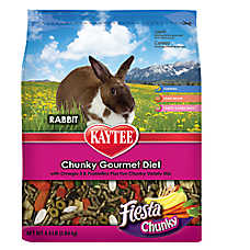 KAYTEE® Fiesta® Chunky Rabbit Food