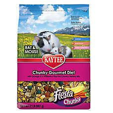 KAYTEE® Fiesta® Chunky Rat & Mouse Food