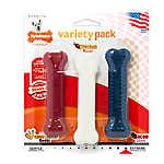 Nylabone® DuraChew® Bone Chew Dog Toys - 3 Pack