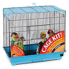 Prevue Pet Products Flight Bird Cage Kit