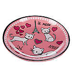 Whisker City® Paris Cat Saucer