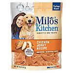 Milo's Kitchen Dog Treat - Chicken Jerky