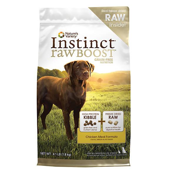 Instinct Raw Dog Food Petsmart