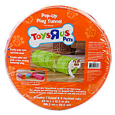 "Toys""R""Us® Pets Pop-Up Play Tunnel Cat Toy"